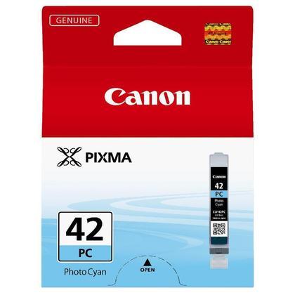Canon CLI-42PC photo cyan ink cartridge original