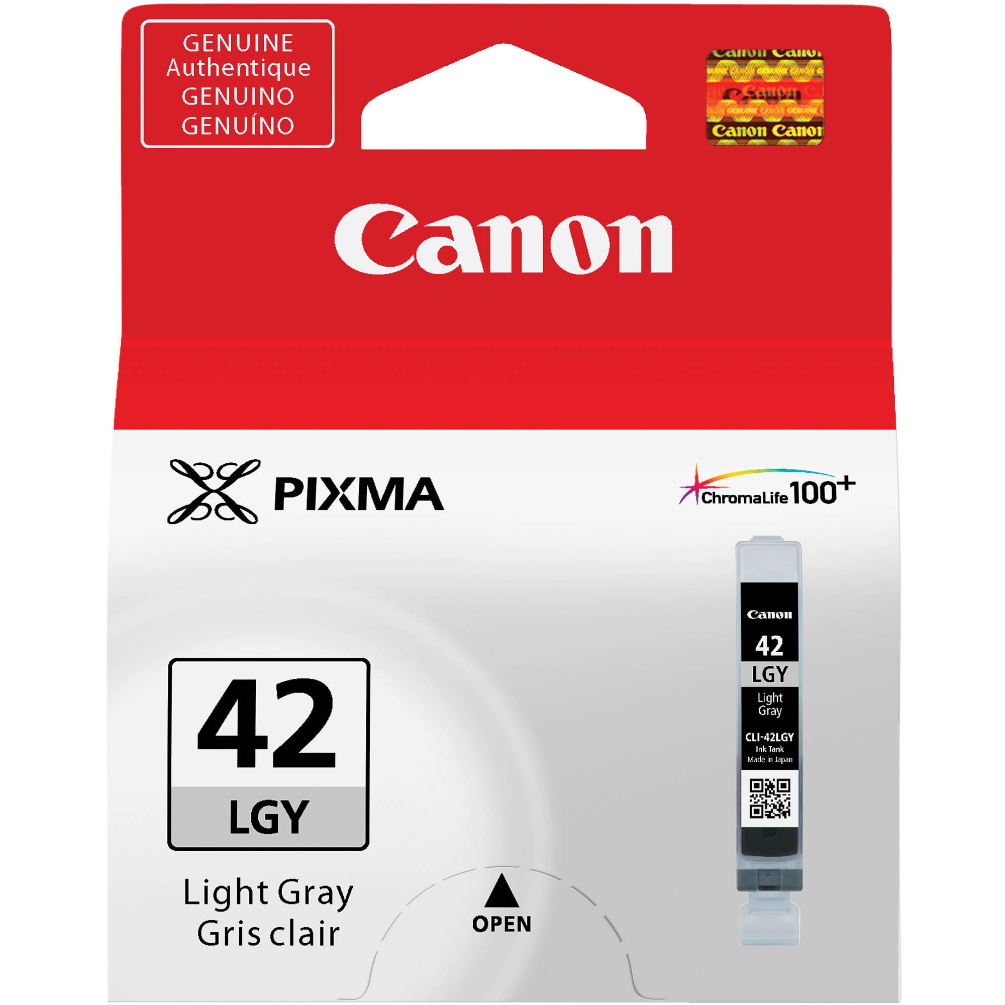 Canon CLI-42GY grey ink cartridge original