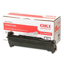 Original Oki 43460208 Black Drum Unit