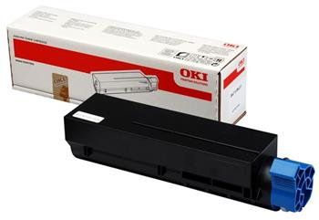 OKI 45807102 black toner Original