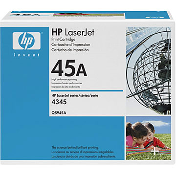 HP Q5945A black toner ORIGINAL
