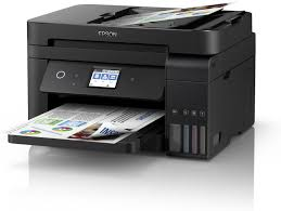 Epson EcoTank ET-4750 Print Copy Scan Wireless