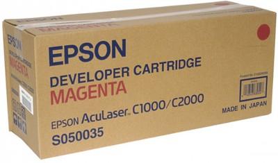 Epson S050035 magenta toner ORIGINAL