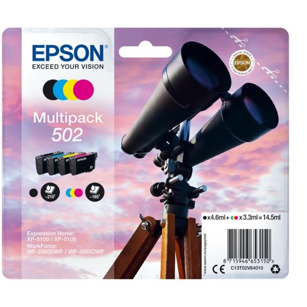 Epson 502 Ink cartridge multi pack