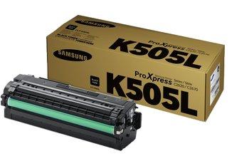 Samsung CLT-K505L black toner original