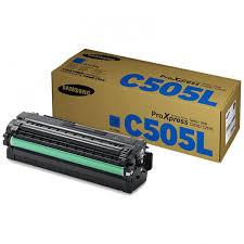 Samsung CLT-C505L cyan toner original