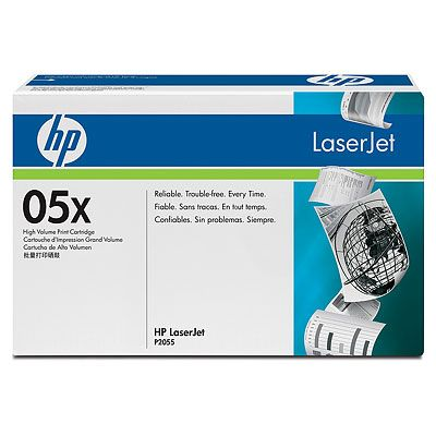 Hp CE505X Black Toner Original