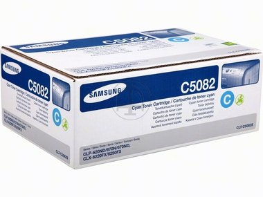 Samsung CLT-C5082S cyan toner ORIGINAL