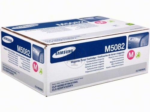 Samsung CLT-M5082S magenta toner ORIGINAL
