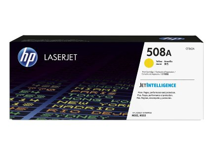 HP 508A CF362A yellow toner Original HP