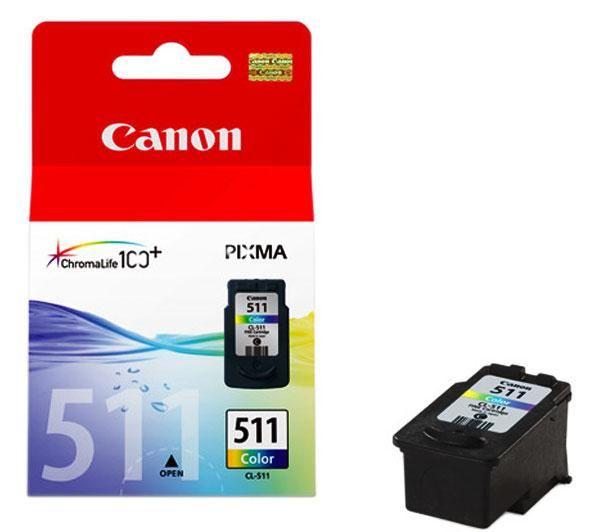 Canon CL-511 Colour Ink Cartridge Original