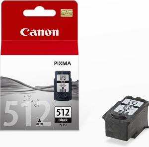 Canon PG-512 Black Ink Cartridge Original
