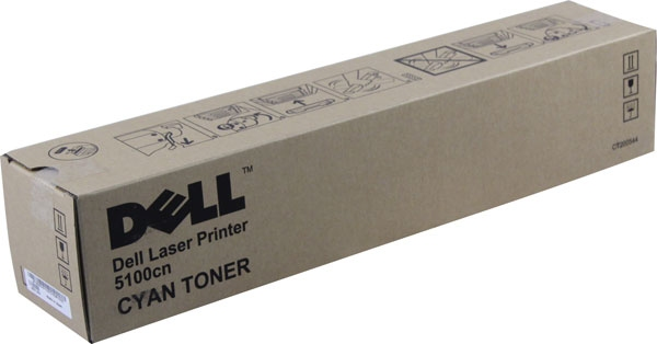 Dell GG579 cyan toner Original