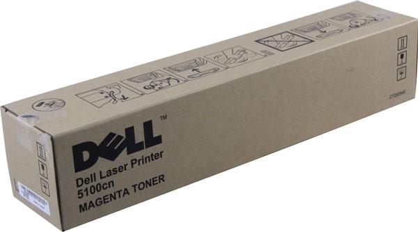 Dell GG578 magenta toner Original