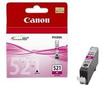 Canon CLI-521 Magenta Ink Cartridge Original