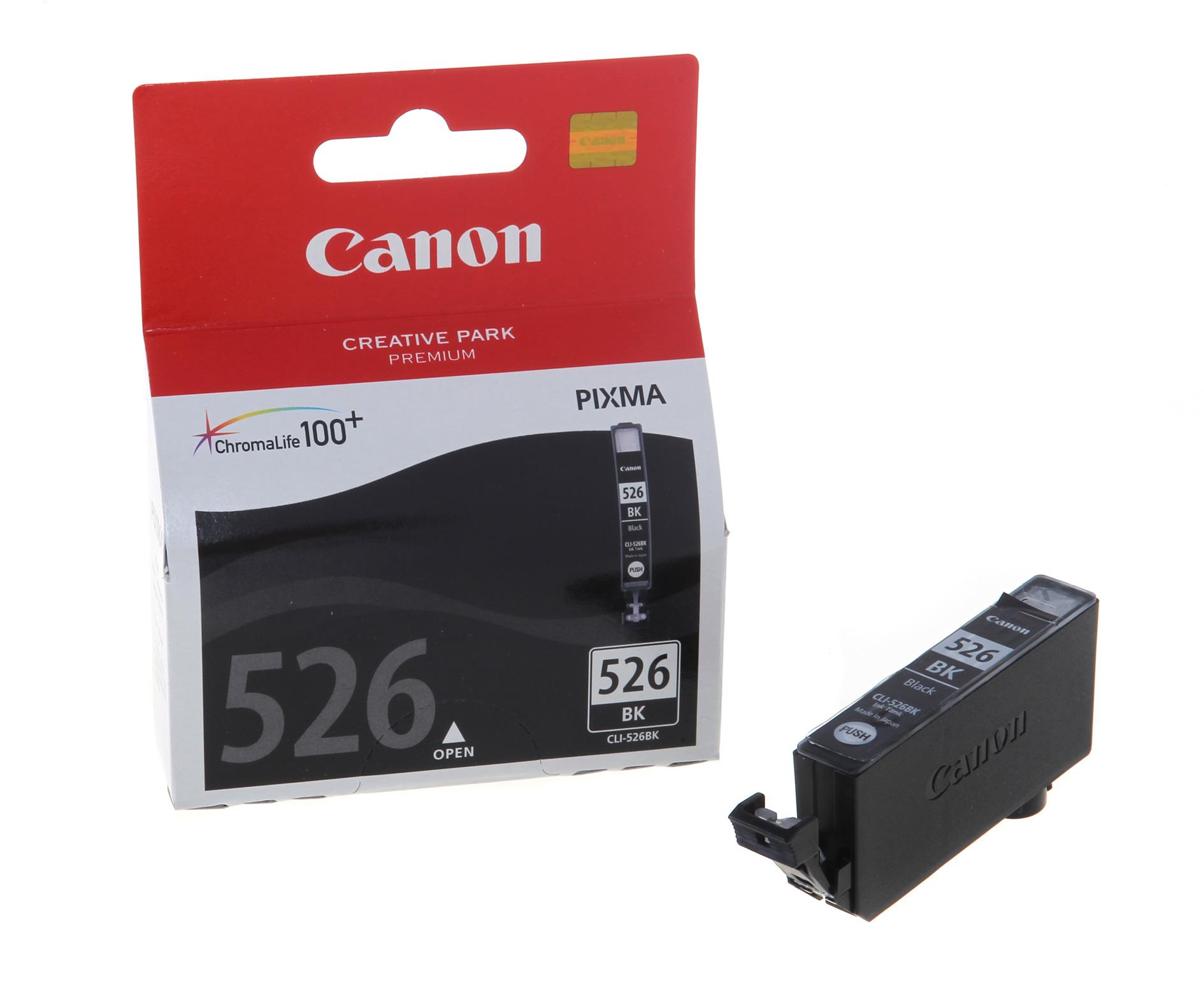 Canon PGI-526 Ink Cartridge Original Black