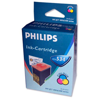 Philips PFA-534 Colour Ink Cartridge Original