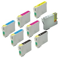 Compatible For Epson T0540-41-42-43-44-47-48-49 Ink Chipped