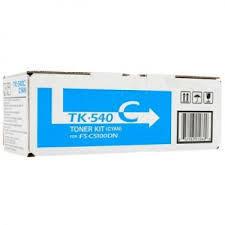 Kyocera TK-540C cyan toner original