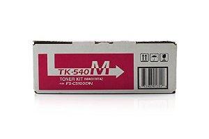 Kyocera TK-540M magenta toner original