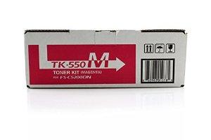 Kyocera TK-550M magenta toner original