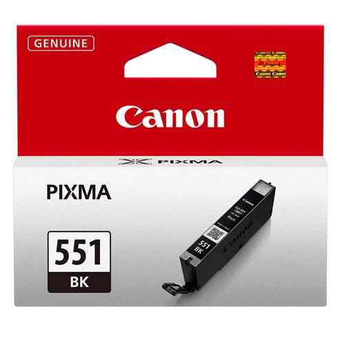 Canon CLI-551 black ink cartridge original
