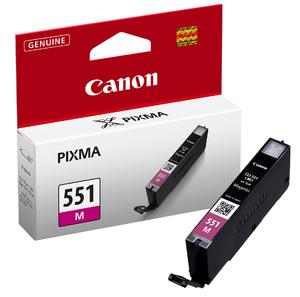 Canon CLI-551M magenta ink cartridge ORIGINAL