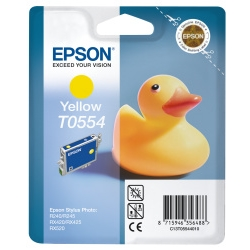 Epson 554 Yellow Ink Cartridge Original