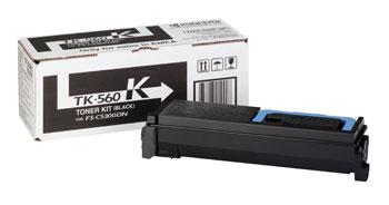Kyocera TK-560K black toner ORIGINAL