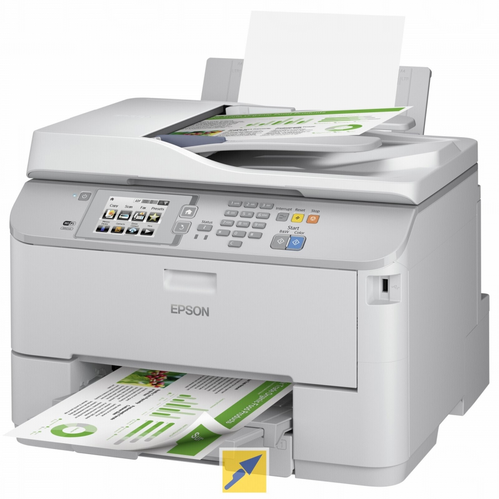 Epson WorkForce Pro WF-5620DWF Print Copy Scan Wireless Fax