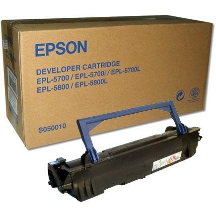 Epson s050010 Black Toner Original