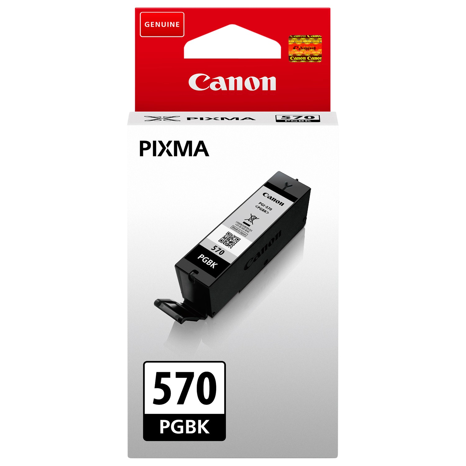 Canon PGI-570PGBK black pigment ink cartridge Original Canon