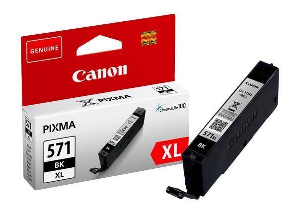 Canon CLI-571BK XL black high-cap ink cartridge Original Canon