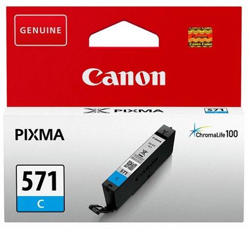 Canon CLI-571C cyan ink cartridge Original Canon