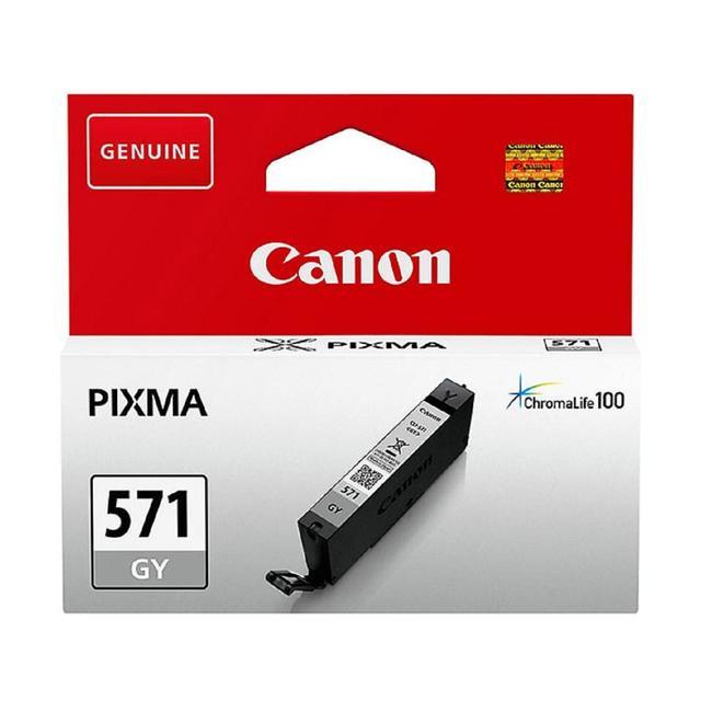 Canon CLI-571GY grey ink cartridge Original Canon