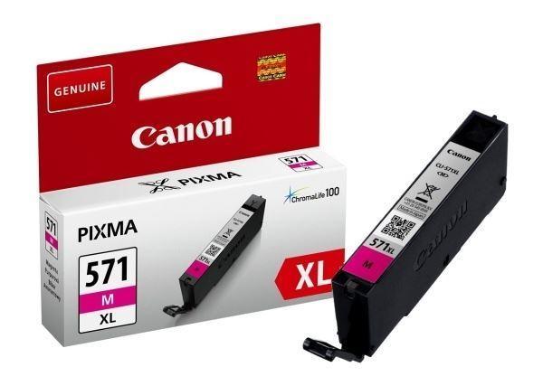 Canon CLI-571M XL magenta high-cap ink cartridge Original Canon
