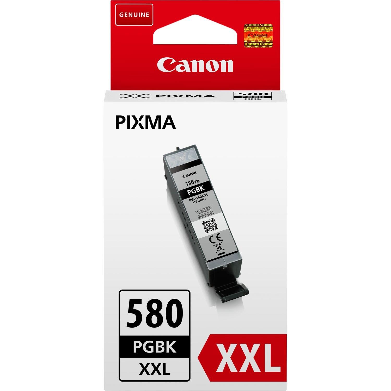 Canon PGI-580PGBK XXL extra high capacity black pigment ink cartridge