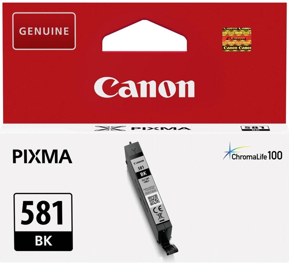 Canon CLI-581BK black ink cartridge original