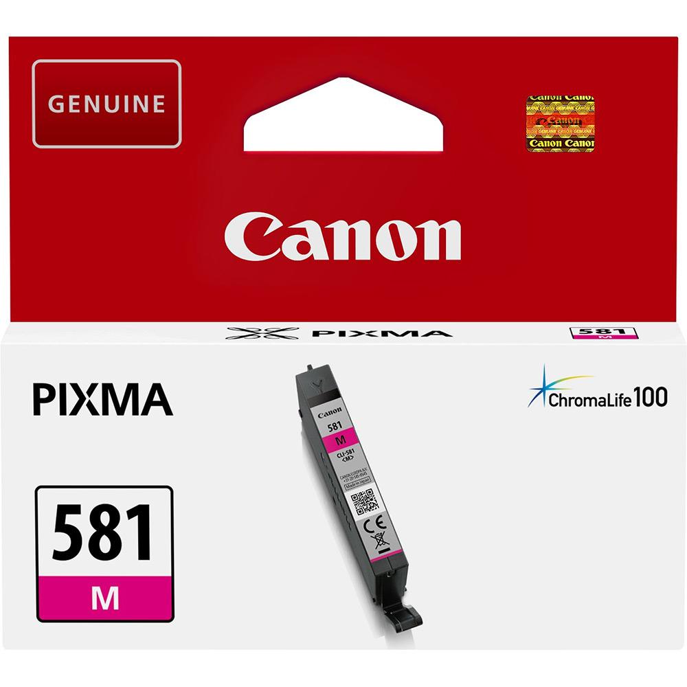 Canon CLI-581M magenta ink cartridge original