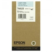 Epson T6025 standard capacity light cyan ink cartridge ORIGINAL