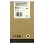 Epson T6029 standard capacity light light black ink cartridge ORIGINAL