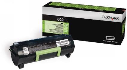 Lexmark 602 60F2000 black toner original