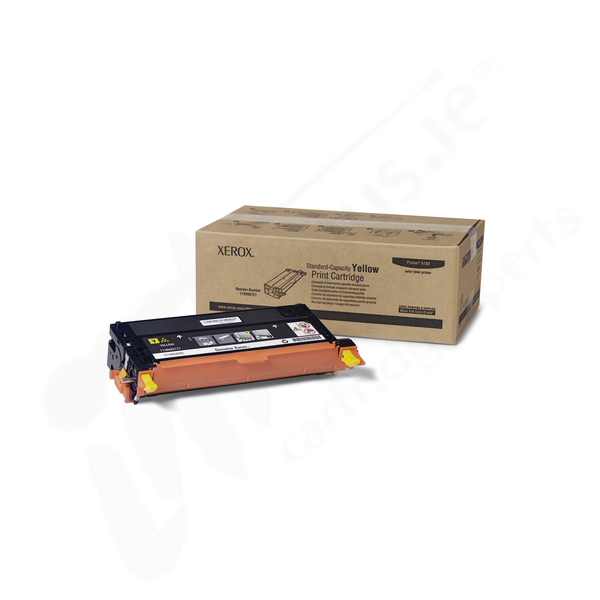 Xerox 113R00721 yellow toner original