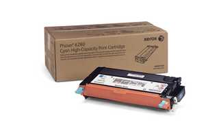 Xerox 106R01392 high capacity cyan toner original