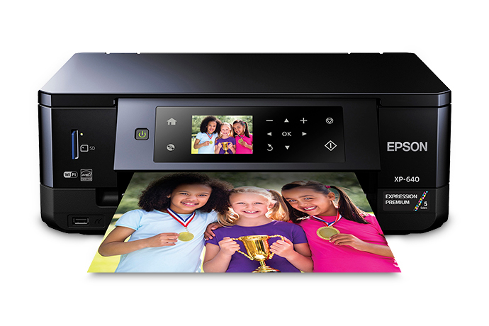 Epson Expression Premium XP-6000-in-One All-in-One Printer