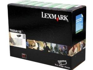 Lexmark T650A11E black toner original
