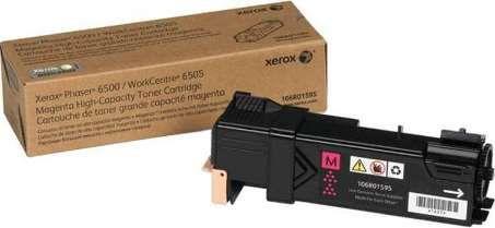Xerox 106R01595 high capacity magenta toner original Xerox