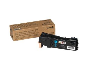 Xerox 106R01594 high capacity cyan toner original Xerox