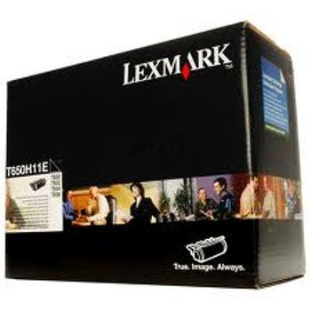 Lexmark T650H11E high-cap black toner original