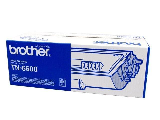 Brother TN-6600 Black Toner Original